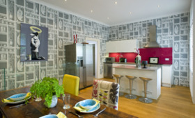 Residential Interiors – Kitchen