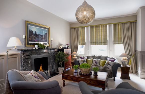 residential interior design London
